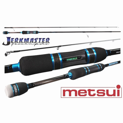 Спиннинг Metsui Jerk Master 692ML 2.06m 4-26g