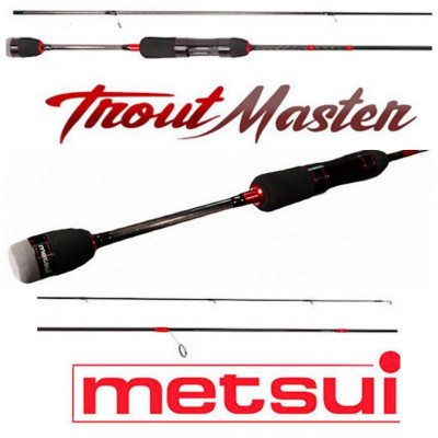 Спиннинг Metsui Trout Master 682L 2.03m 1.5-10g